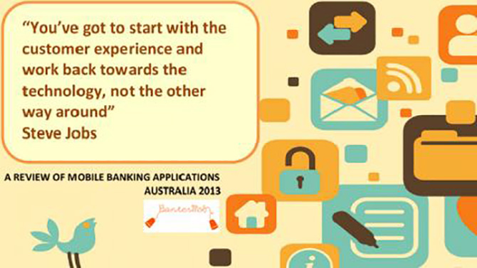 Mobile Banking Applications Report 2013
