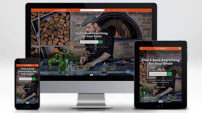 EventMojo's Website Strategy