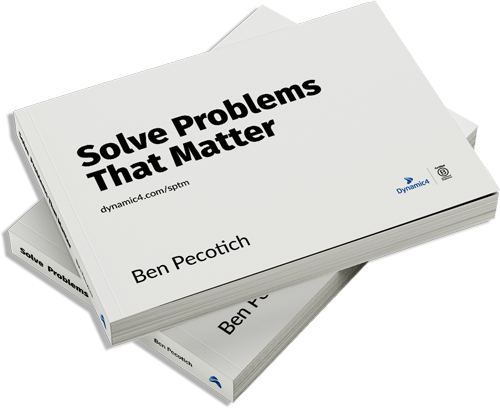 Solve Problems That Matter book