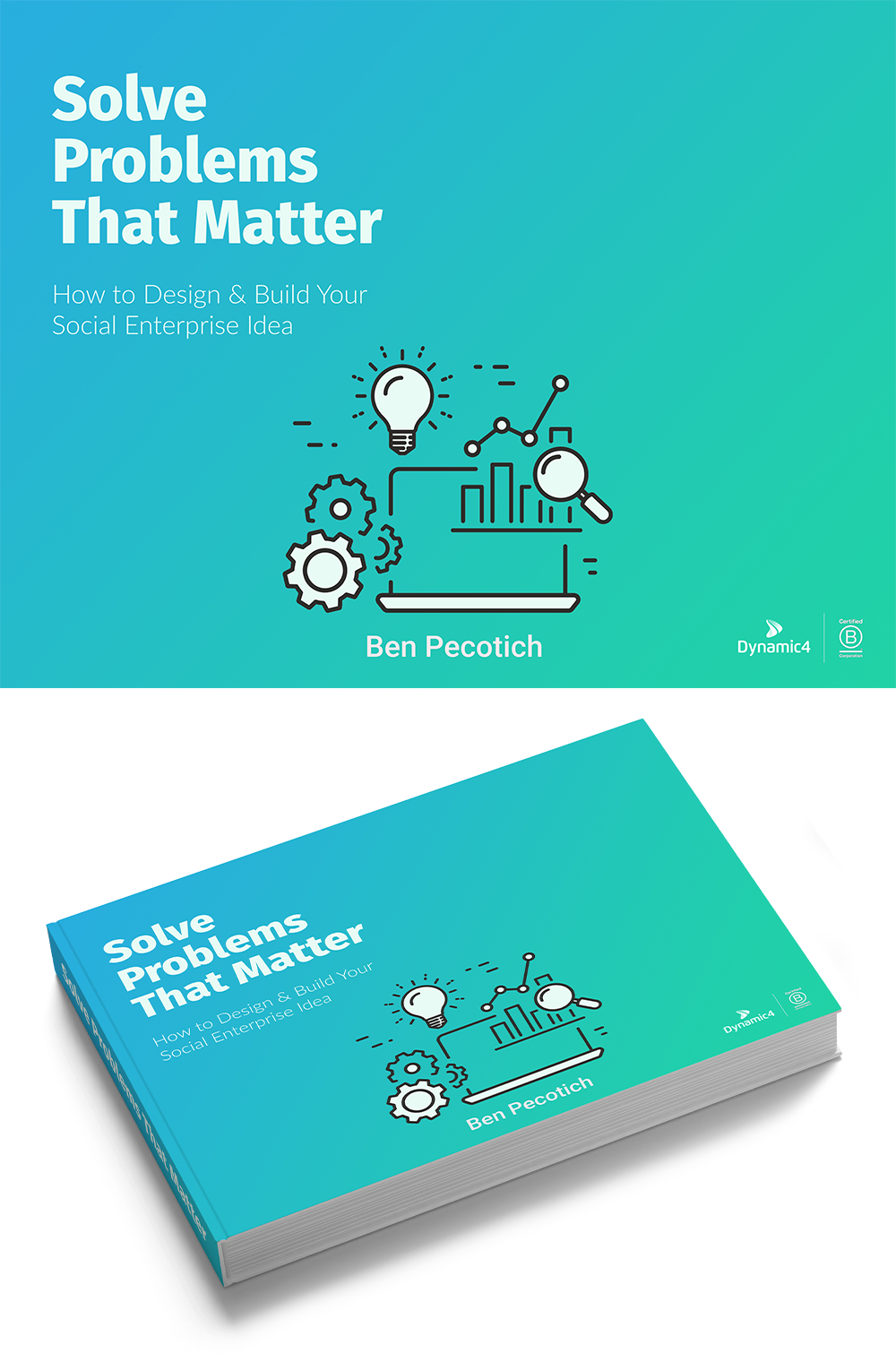 Solve Problems That Matter Cover Gradient