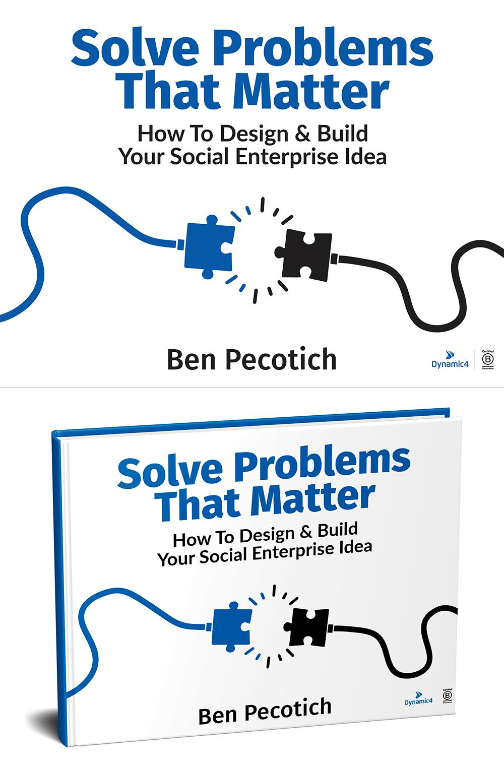 Solve Problems That Matter Cover Puzzle Click